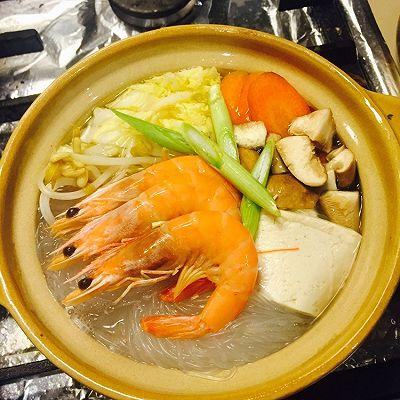 【一人食】家常日式火锅