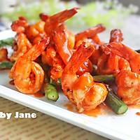 茄汁大虾球#Kitchenaid的美食故事#