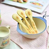 能吃的勺子~勺子磨牙棒#松下多面美味#