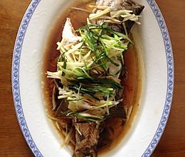 清蒸鲈鱼/桂鱼的做法