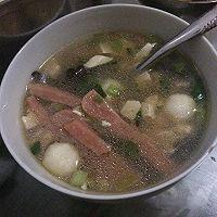 豆腐汤的做法图解3