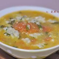 冬日暖汤——小葱疙瘩汤的做法图解13