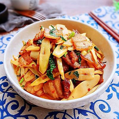 霍香竹笋小炒肉