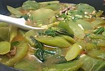 嫩莴苣(莴笋)肉片汤的做法