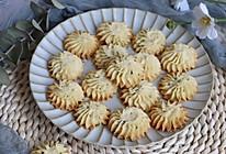 咸香酥脆,葱香四溢的葱香曲奇饼干#我们约饭吧#的做法