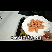 炒鸡好吃的干锅肥肠的做法图解7