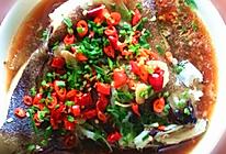 剁椒鸦片鱼头的做法