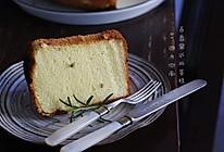 百香果戚风蛋糕的做法