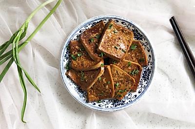 蜜汁烤豆腐