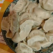 鲜猪肉莴笋饺子