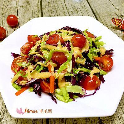 初春蔬菜沙拉