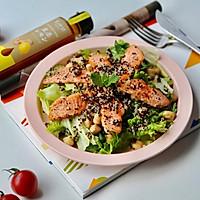 """三文鱼藜麦沙拉#在""""家""""打造ins风美食#的做法图解13"""