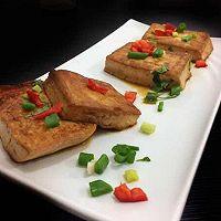 香煎豆腐#厨此之外,锦享美味#