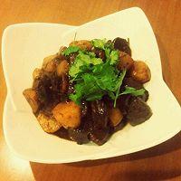 黑胡椒土豆牛腩