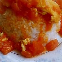 大喜大牛肉粉试用之✘西红柿炒蛋盖饭的做法图解7