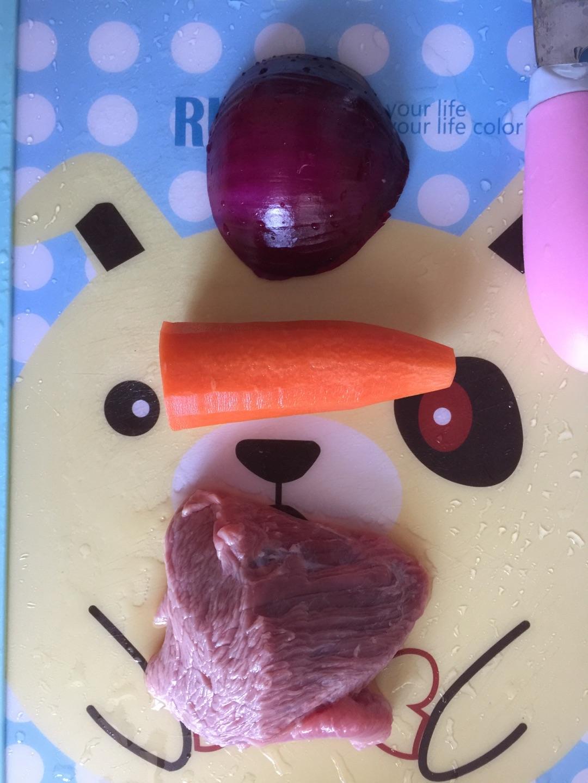 桃子辅食记#牛肉胡萝卜水饺的做法步骤                   注公众号