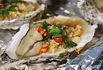 烤蒜蓉生蚝-海蛎子,超美味的做法