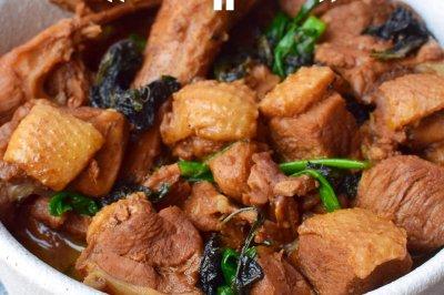 鸭肉和紫苏这样做,好吃到哭!