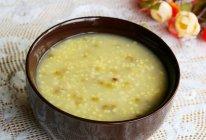 绿豆小米粥的做法