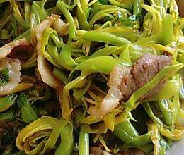 炒黄花菜的做法