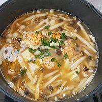 豆腐菌菇汤的做法图解17