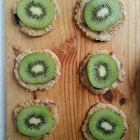 浓情水果塔(无糖低脂版_附燕麦酸奶蔓越莓小饼做法)的做法图解6