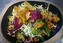 果蔬粗粮沙拉的做法