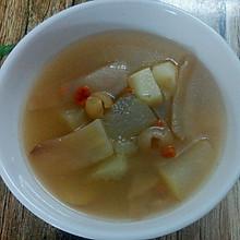 夏季冬瓜马蹄汤