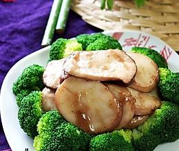红酒杏鲍菇的做法