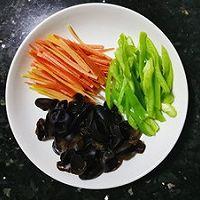 超级下饭鱼香肉丝(不辣版)的做法图解3