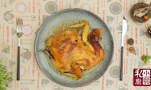 把信任交给对的人,电饭锅版盐焗鸡 | 年夜饭我做主NO.6的做法