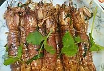 孜然濑尿虾的做法