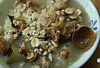 潮音潮人:冬瓜薏米猪骨汤-这么简单的滋补汤你难道不学起来?的做法
