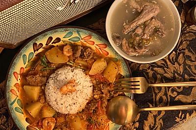 咖喱番茄牛肉【家常菜】