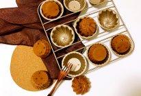 巧克力海绵小蛋糕#我的烘焙不将就#的做法