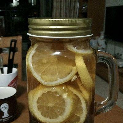 腌制蜂蜜柠檬(清肠润肠调理肠胃)的做法 步骤4