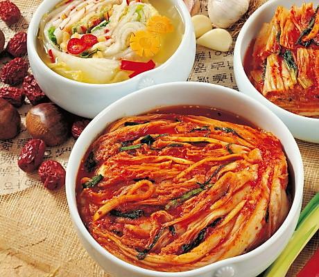 朝鲜泡菜的做法