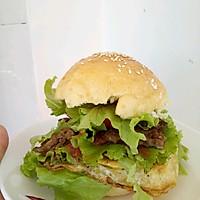 美味汉堡包