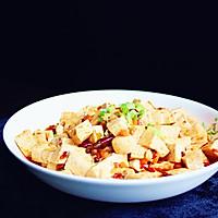 红红火火下饭菜——麻辣豆腐的做法图解9