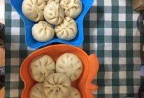 枣香豆沙包的做法