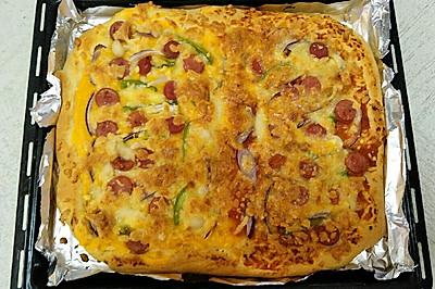 地瓜披薩 紅薯披薩