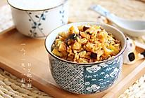 香菇油饭的做法