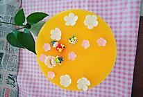 黄桃酸奶慕斯蛋糕的做法