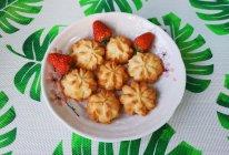 家庭网红版云顶黄油曲奇饼干,简单零失败,美味与颜值共存!的做法