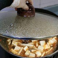 白菜豆腐闷小菇的做法图解4