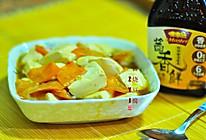 酱烧豆腐#酱香鲜#的做法