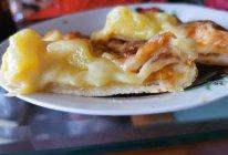 薯边榴莲披萨的做法