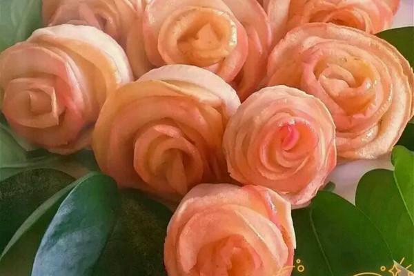 微信头像动态开心快乐玫瑰