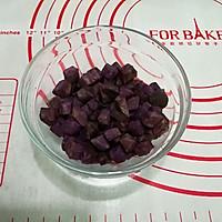 紫薯蛋挞#有颜值的实力派#的做法图解7