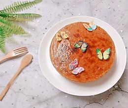 给你一个粉色心心乳酪蛋糕的做法